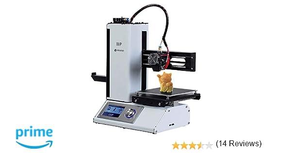 Monoprice Select Mini 3D Impresora con Placa de Construcción ...