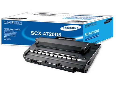 Samsung SCX-4720D5 5000 Pages High Yield Toner Cartridge Toner by Samsung