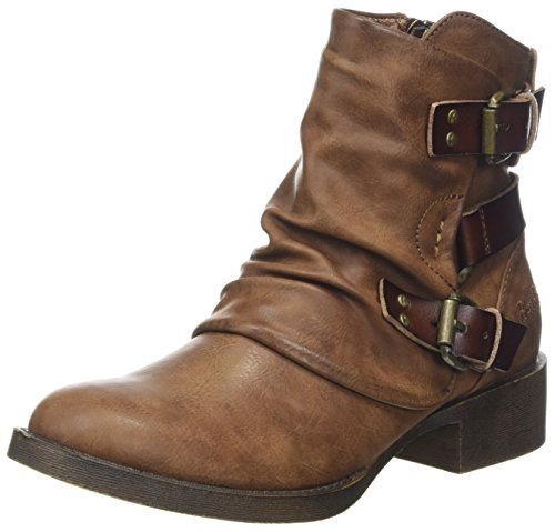 Blowfish Malibu Korrekt - Whiskey Lone Star (brun) Womens Boots