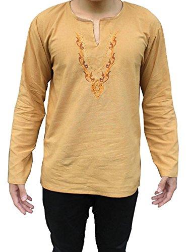 Indian Cotton Shirt - 6
