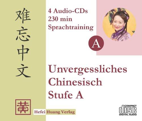 Unvergessliches Chinesisch, Stufe A, Sprachtraining