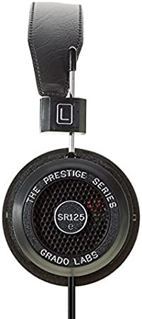GRADO SR125e Prestige Series Wired Open-Back Stereo Headphones