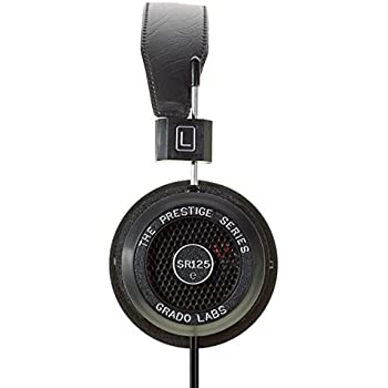 GRADO SR125e Prestige Series Wired Open-Back Stereo Headphones
