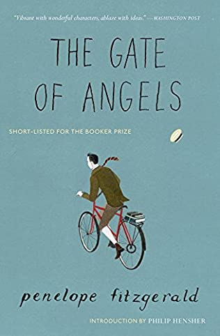 book cover of The Gate of Angels