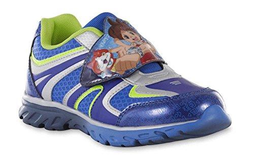 Watches Children Shoe (Yo-Kai Watch Boys Sneakers - Size 10)