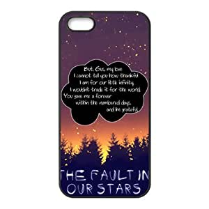 The faulting our stars artistic Cell Phone Case for iPhone 5S
