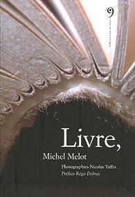 Livre par Michel Melot