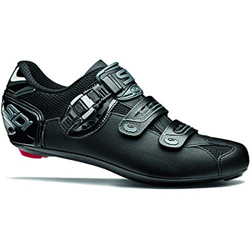 Sidi Genius 7 Carbon Cycling Shoe Shadow Black Men's (44)