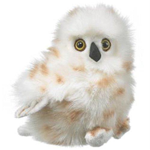 Snowy Owl Plush Toy 7 #34;