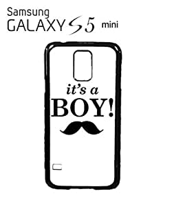 It is a Boy New Baby Mobile Cell Phone Case Samsung Galaxy S5 Mini Black
