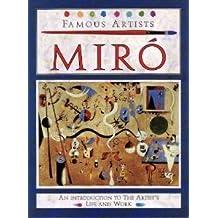 Miro (Famous Artists) by Antony Mason (1995-07-23)