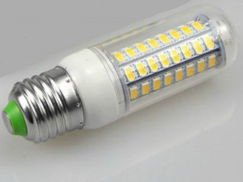 Bombilla de bajo consumo, Led, 72 25 w, E27, 220 V, gran luminosidad: Amazon.es: Iluminación