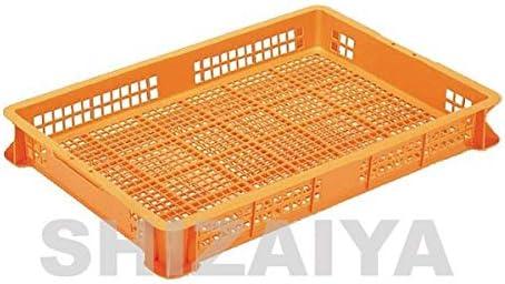 サンテナーB#20-5 オレンジ (サンテナーB#30/カード差し/嵌合製品/台車の選択あり) 101908 サンコー(三甲) (業務用の為、個人名宛発送はできません・キャンセル不可)