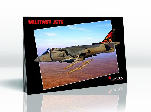 Sparta Military Jets - Military Jets 2010 Deluxe Wall Calendar