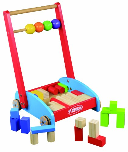 Playskool Activity Block (Wooden Activity Cart)
