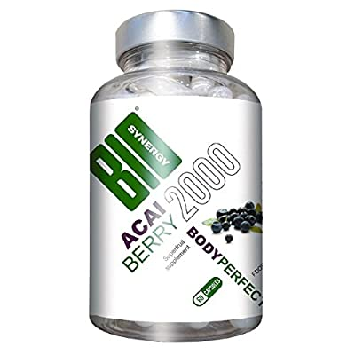 Bio Synergy Acai Berry Slimming Pills 60 Capsules