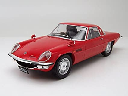 Mazda Cosmo Sport, Red, RHD, 0, Model Car, Ready Made