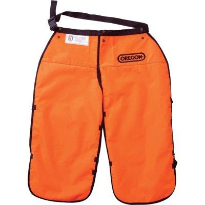 Oregon Chaps, Apron Orange Na, Size 36 Part # 564132-36