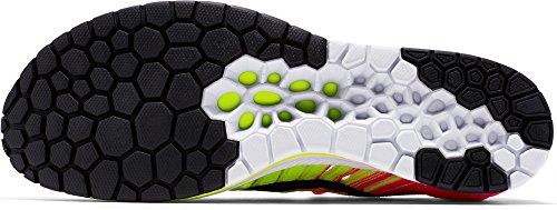 Nike Flyknit Streak Oc, Scarpe da Corsa Uomo Nero (Multicolore)
