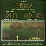 Music of Grainger, Britten and Warlock