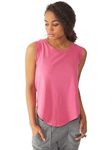 Alternative Women's Cap-Sleeve Crew T-Shirt