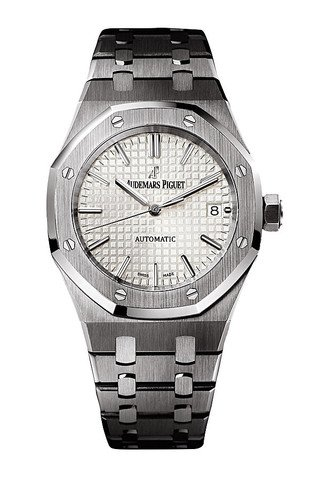 Audemars Piguet Royal Oak Automatic Silver Dial Stainless Steel Unisex Watch 15450ST.OO.1256ST.01