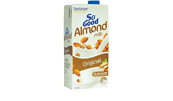 Lo Bueno De Leche De Almendras 1 Litro: Amazon.es: Alimentación y bebidas