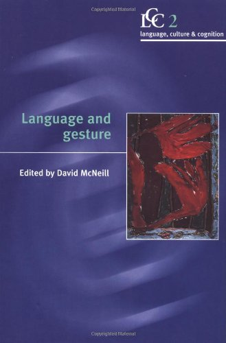 Language and Gesture by Cambridge University Press