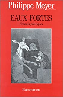 Eaux-fortes, Meyer, Philippe