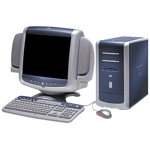 Amazon Com Hp Pavilion 754n Desktop Pc 2 53 Ghz Pentium 4