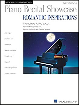 Hal Leonard Piano Recital Showcase - Romantic Inspirations - 8