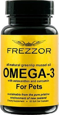 Frezzor Omega-3 Gold For Pets Dietary Supplement