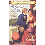 The Duke's Diamonds; The Ghost and Lady Alice, Marion Chesney, 0449223655