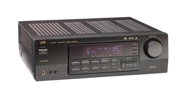 Amazon.com: JVC rx-6000vbk Dolby Digital/DTS receptor de ...