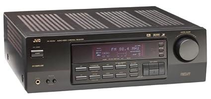 amazon com jvc rx 6000vbk dolby digital dts audio video receiver rh amazon com Manual JVC RX 6000V JVC RX 6008V Specs