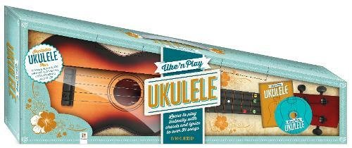 Uke'n Play Ukulele Kit (triangle box, revised -