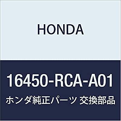 Genuine Honda 16450-RCA-A01 Fuel Injector Assembly: Automotive