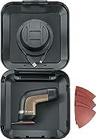 1 Battery, in Black Case Bosch 0.603.9C4.001 YOUseries Sander
