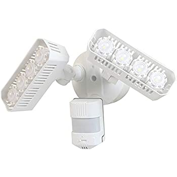 Eaton Lighting Rev32750mw Wht270deg Led Flood Light