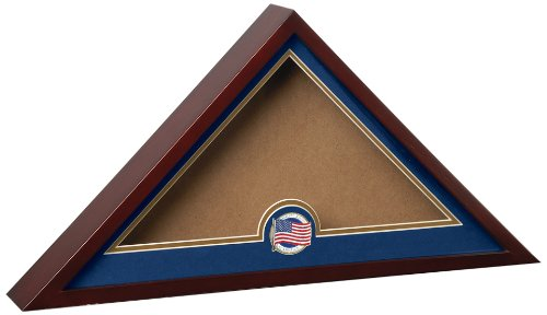 Allied Frame Patriotic US Flag Display Case