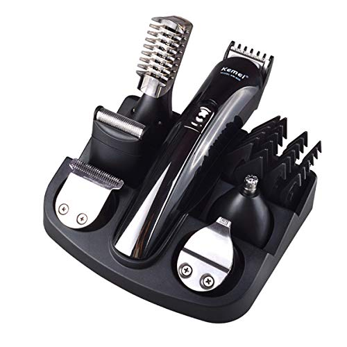 Multi-Use Hair Trimmer Titanium Clipper Electric Shaver Beard Trimmer Styling Tools Shaving Machine