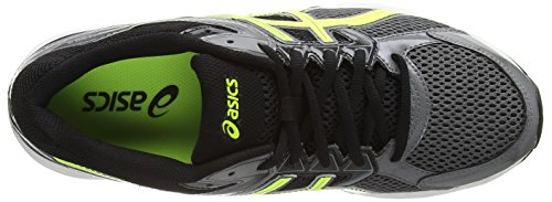 black flash 7307 Para Yellow carbon Zapatillas Hombre Asics Gel contend 3 Negro qwgRgf
