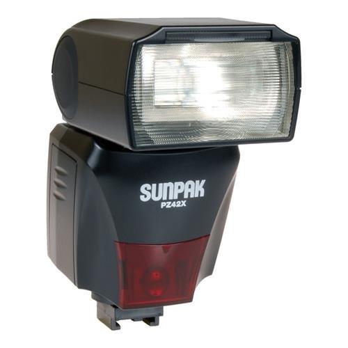 Sunpak PZ42X TTL Shoe Mount Flash for Sony - 1