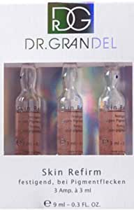 Dr. Grandel Skin Refirm 3 Ml – 24 Pkg Ampoules Pro Size- Firming Agent Concentrate for the Treatment of Pigmentation