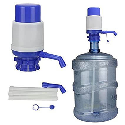 5 6 Gallon Hand Pump For Water Bottle Jug Manual Drinking Tap