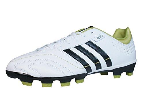 adidas - Botas de fútbol para hombre BLANC/NOIR/OR