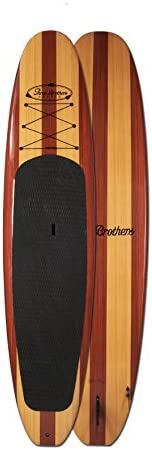 Three Brothers Boards Wood Paddle Board, Jason Ryan, 12