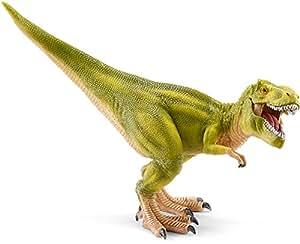 Schleich Tyrannosaurus Rex Toy Figure, Light Green