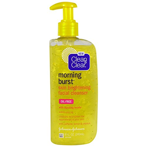 - Clean & Clear, Morning Burst, Skin Brightening Facial Cleanser, 8 fl oz (240 ml) - 2pc