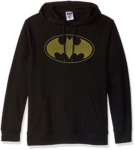 Batman Men's Fleece Pullover Hoodie at Gotham City Store